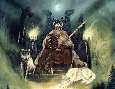 Resultado de imagen para imágenes de dioses nórdicos