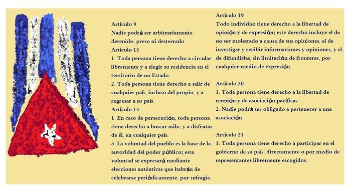 De la Declaración de Derechos Humanos