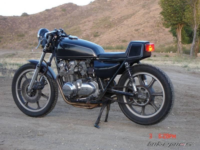 酒 レーサー (Sake Racers): Cafe MotoWerks's 1980 Kawasaki KZ 650