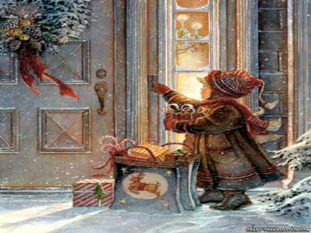 Light and Shadow: The True Christmas Season