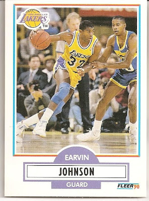 A Pack To Be Named Later 1990 Fleer Basketball