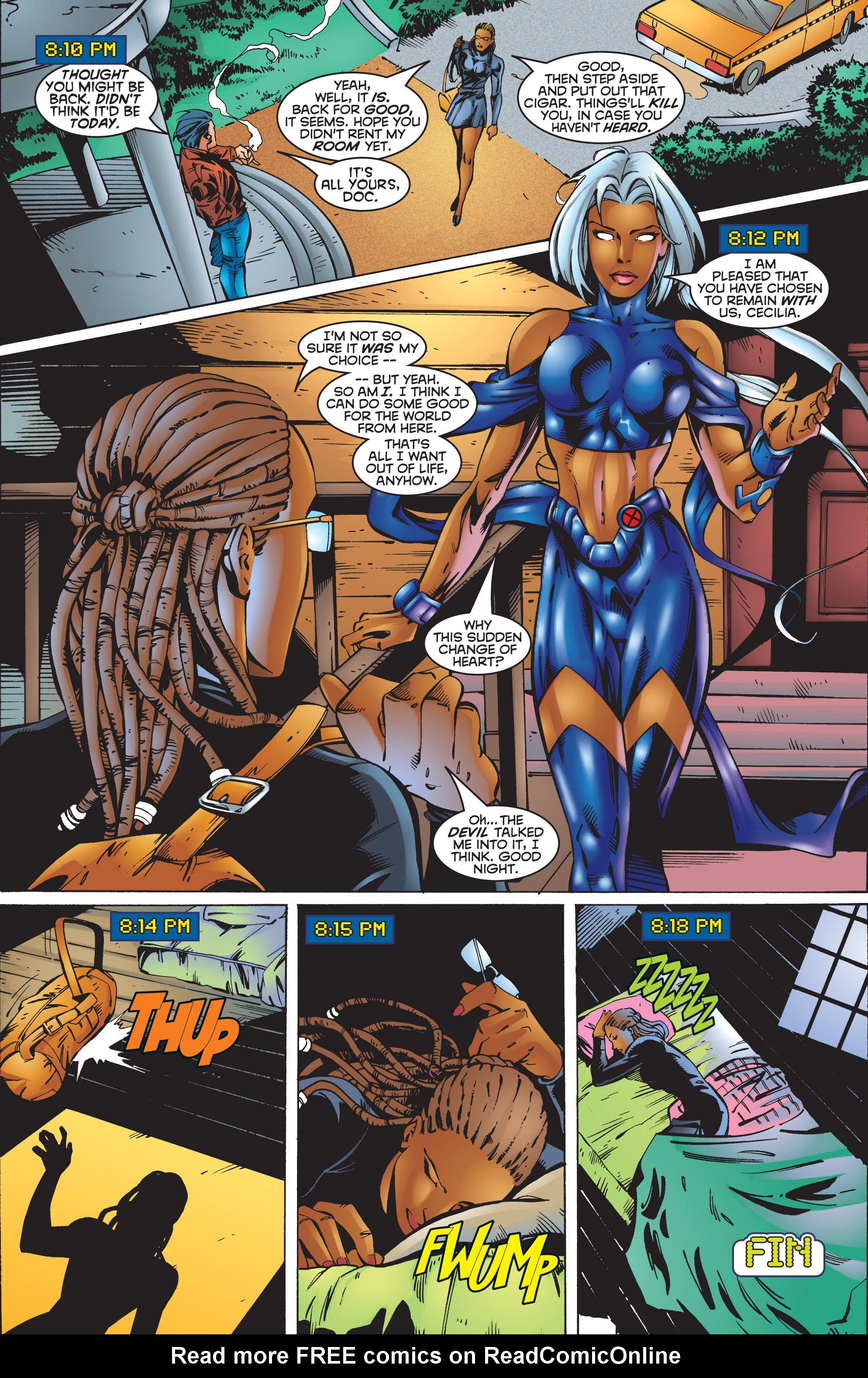 Read online Uncanny X-Men (1963) comic -  Issue #351 - 24