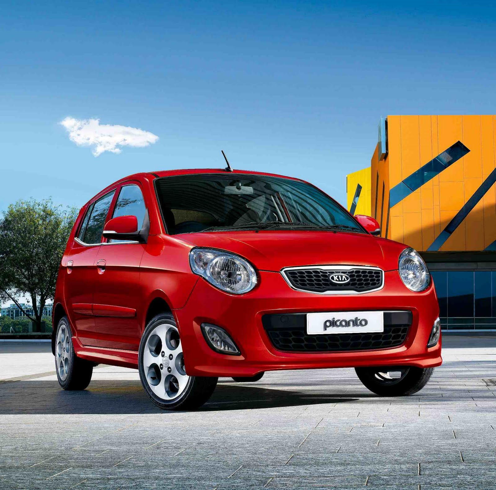 Irish Car+Travel Magazine: Picanto 'most Reliable New Car