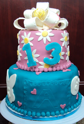 Baby Bee Bakery 13 Year Old Cake