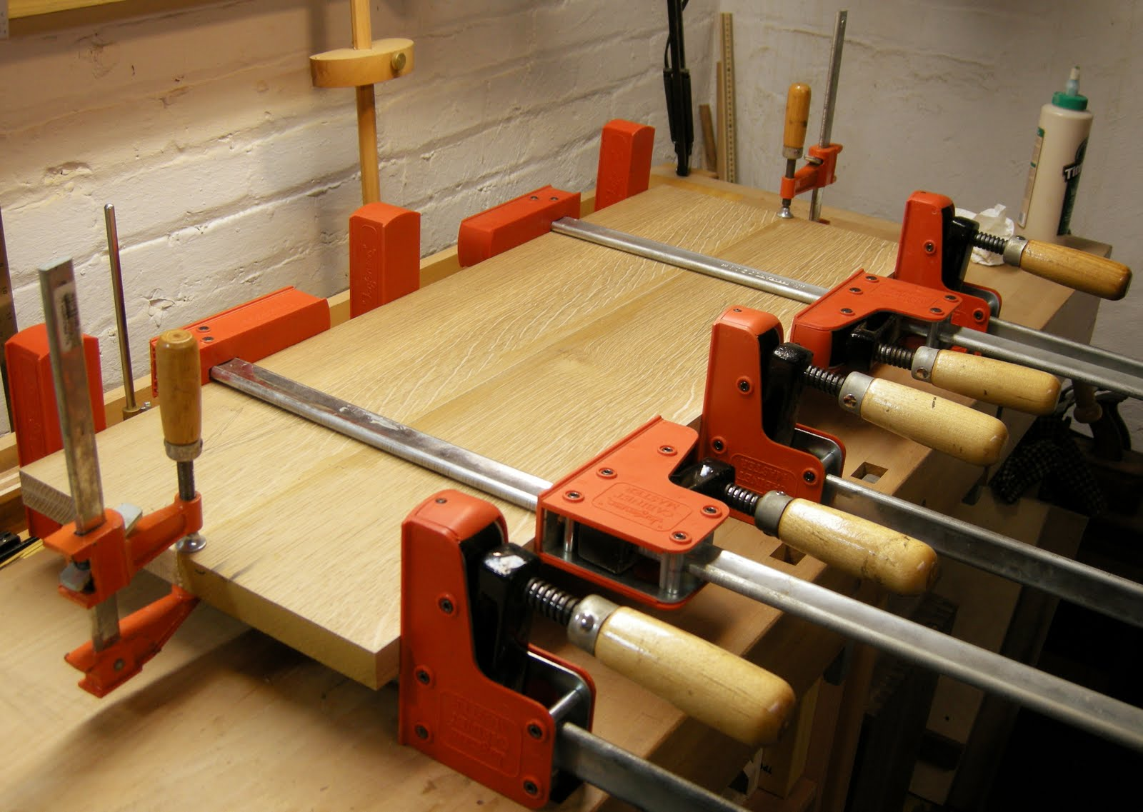 Sharpening Bench – part 2 – THE UNPLUGGED WOODSHOP-Woodworking ...