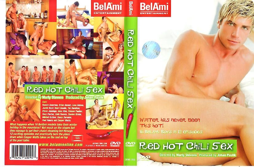 Bel ami red hot chili sex
