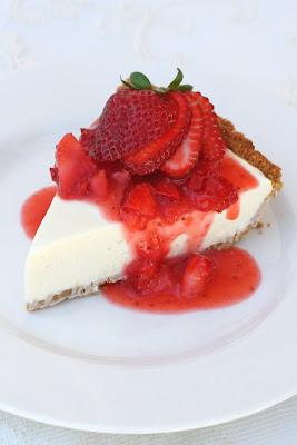 {Recipe} Cream Cheese Pie - Glorious Treats