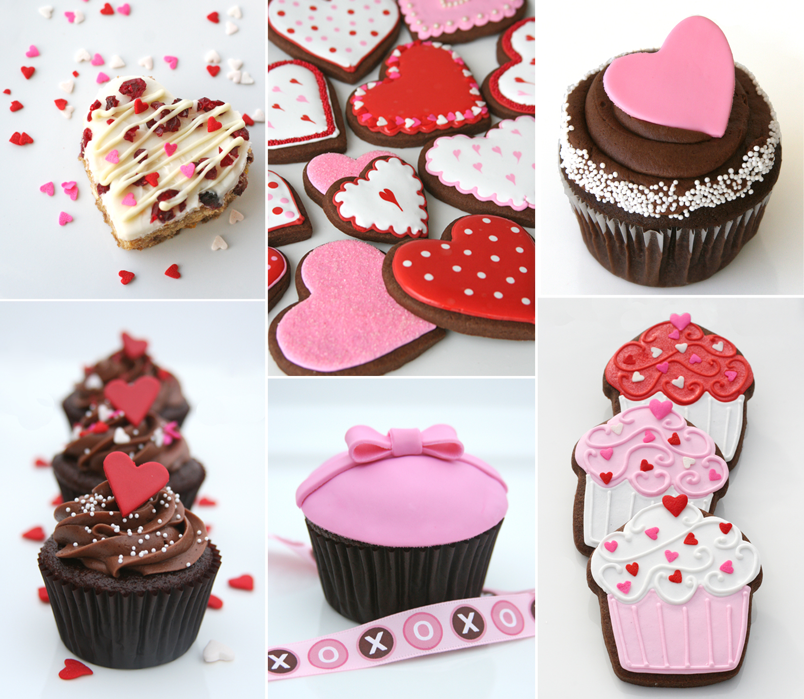Valentine's Sweets, Treats And Ideas