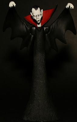 Nightmare before christmas vampires