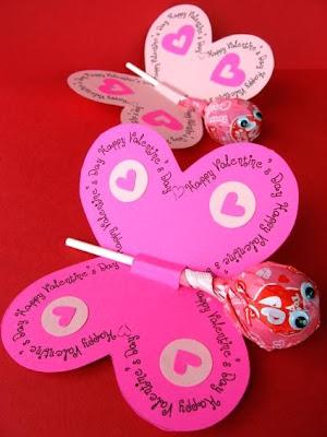 Stamp Craft Valentine S Day