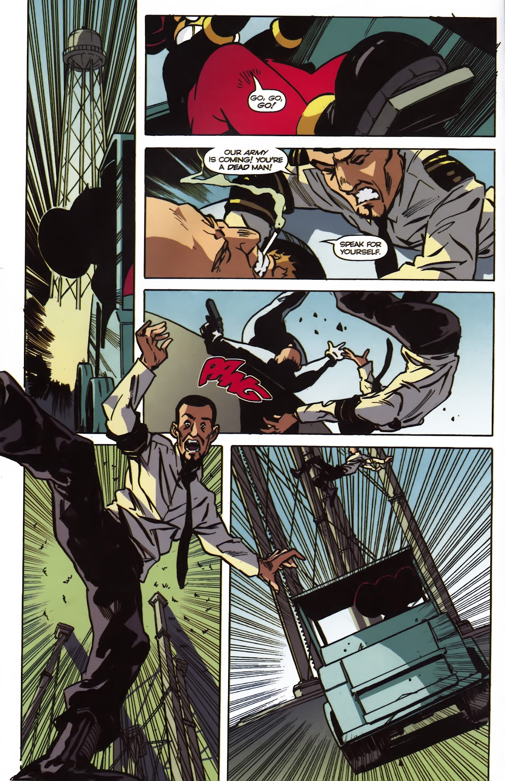 Read online Ricky Rouse Has A Gun comic -  Issue # TPB (Part 2) - 33