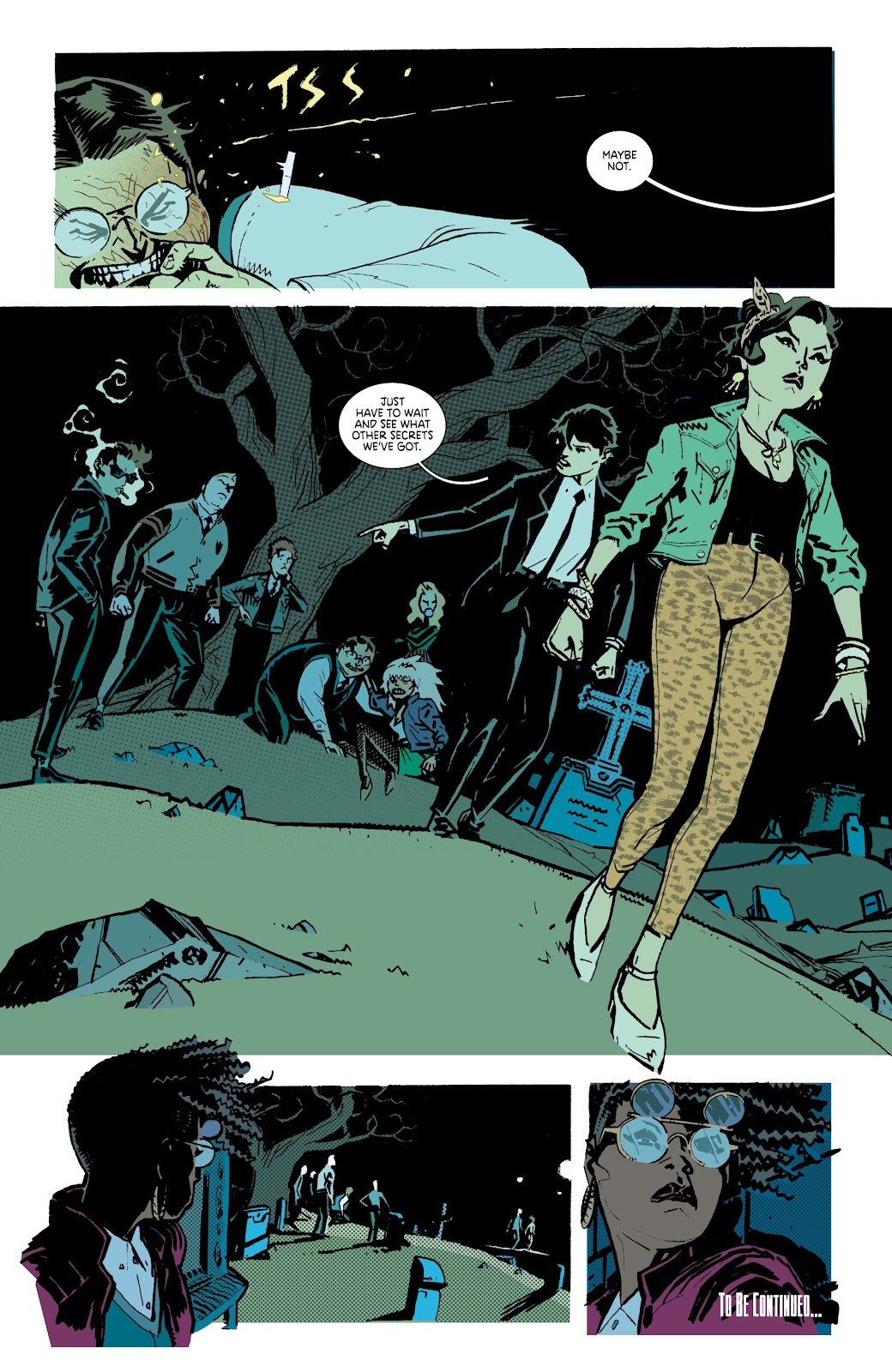Read online Deadly Class comic -  Issue #38 - 24