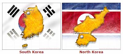 Semua Ada Sejarah Pecahnya Korea Utara Dengan Korea Selatan