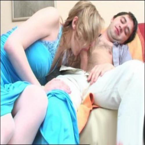 Sister wants to have sex