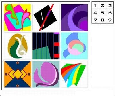 Tes Kepribadian: Temukan Kepribadian Kamu dengan 9 Gambar Abstrak ini