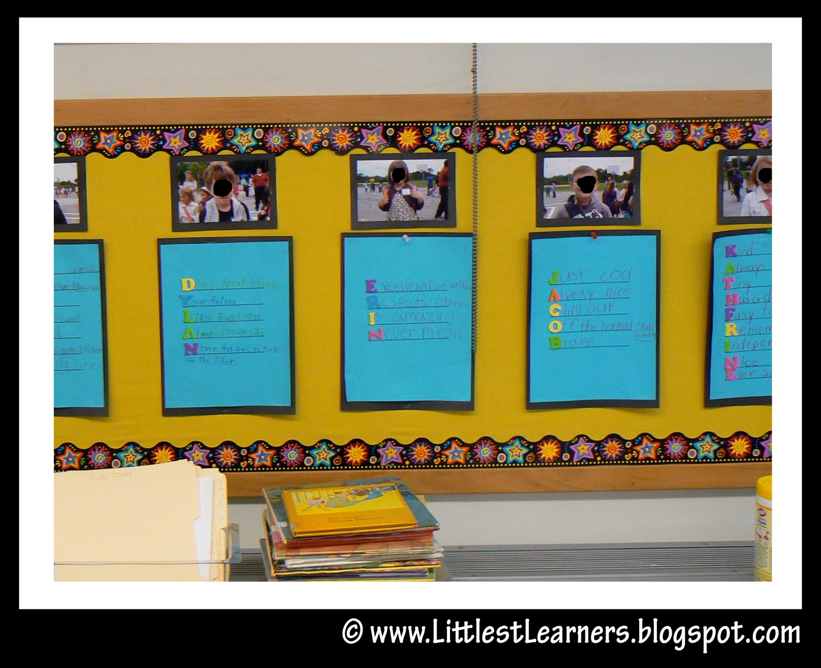 Student Work Displays - Setting Up the Classroom Series | Clutter ...