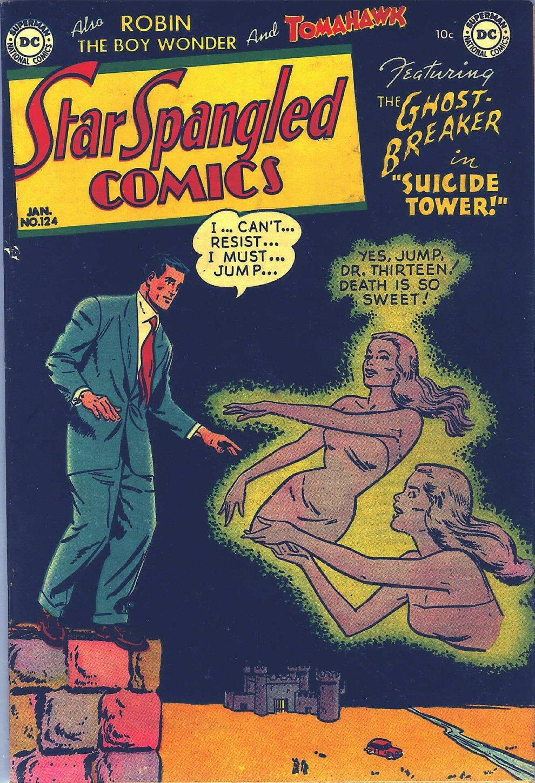 Star Spangled Comics (1941) 124 Page 1