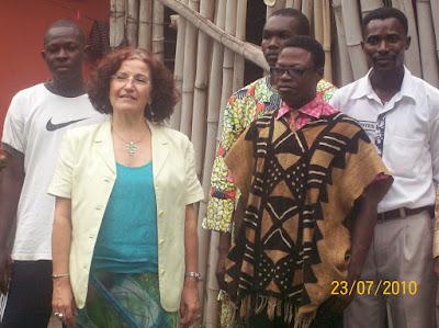 Ghana bekanntschaften