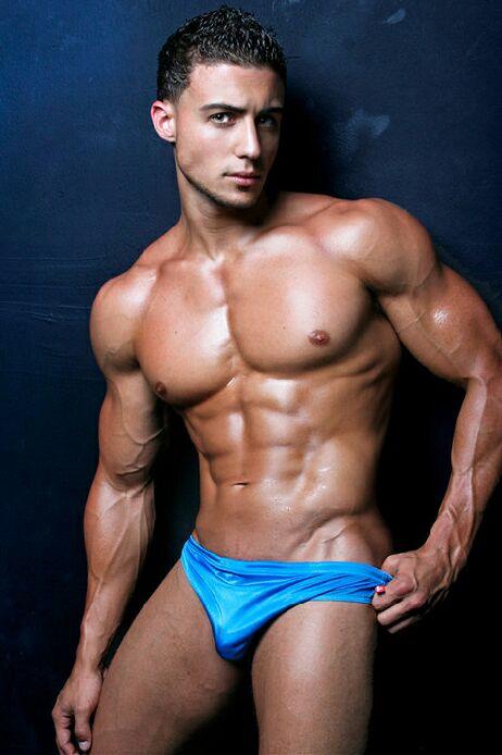 Hot boy muscle