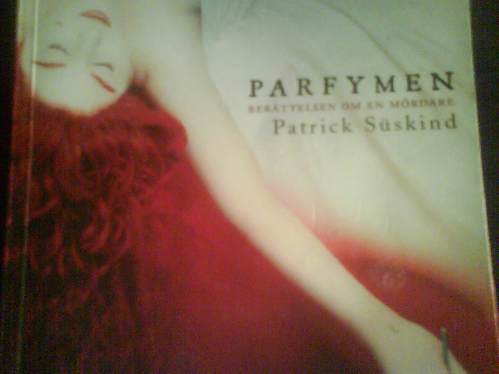 parfymen patrick süskind