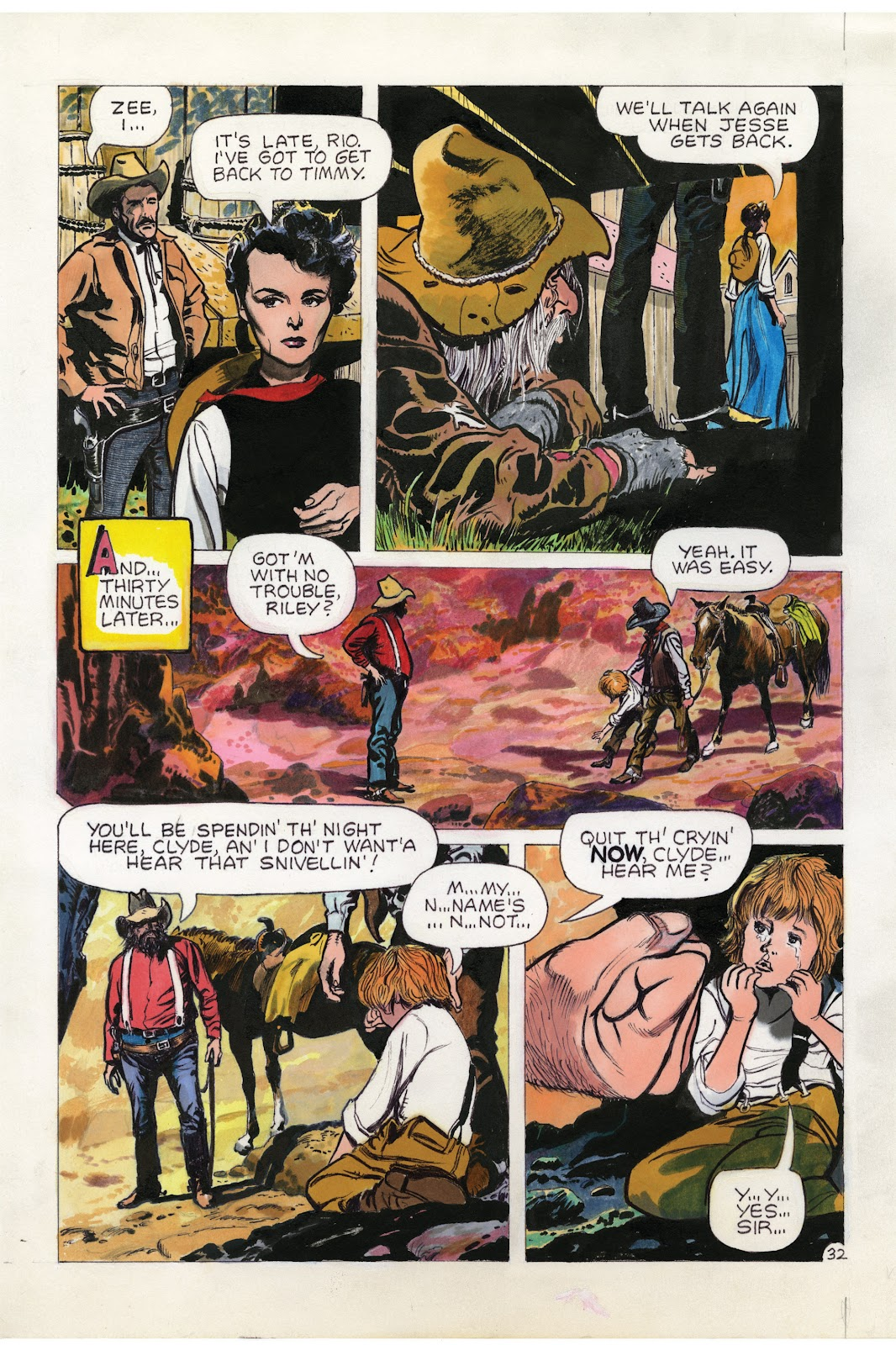 Read online Doug Wildey's Rio: The Complete Saga comic -  Issue # TPB (Part 1) - 98