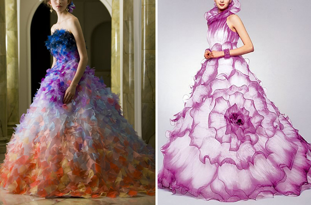 Jamaica Byles: Japanese Inspired Couture