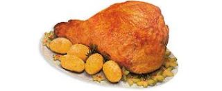 Pernil crocante com batatas QUERO RECEITAS CULINÁRIAS