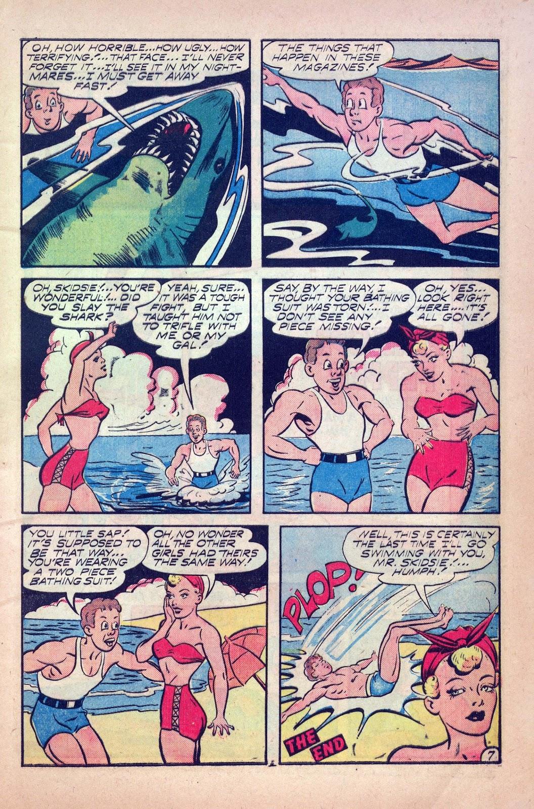 Read online Joker Comics comic -  Issue #17 - 9