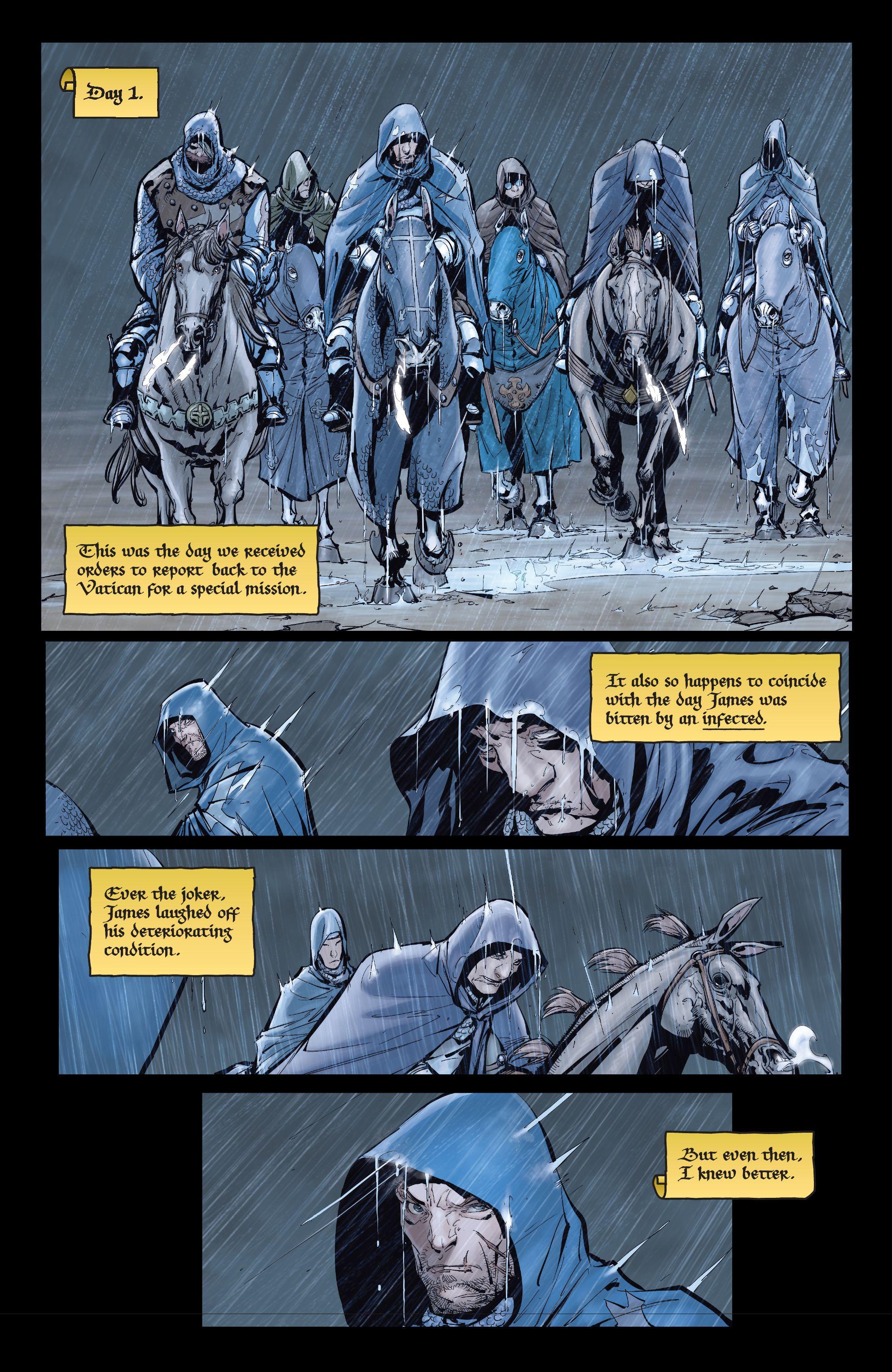 Read online Pestilence comic -  Issue #2 - 4