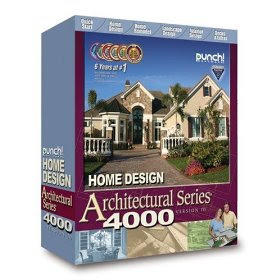 Software Home Design Architectural Series 4000 V10
