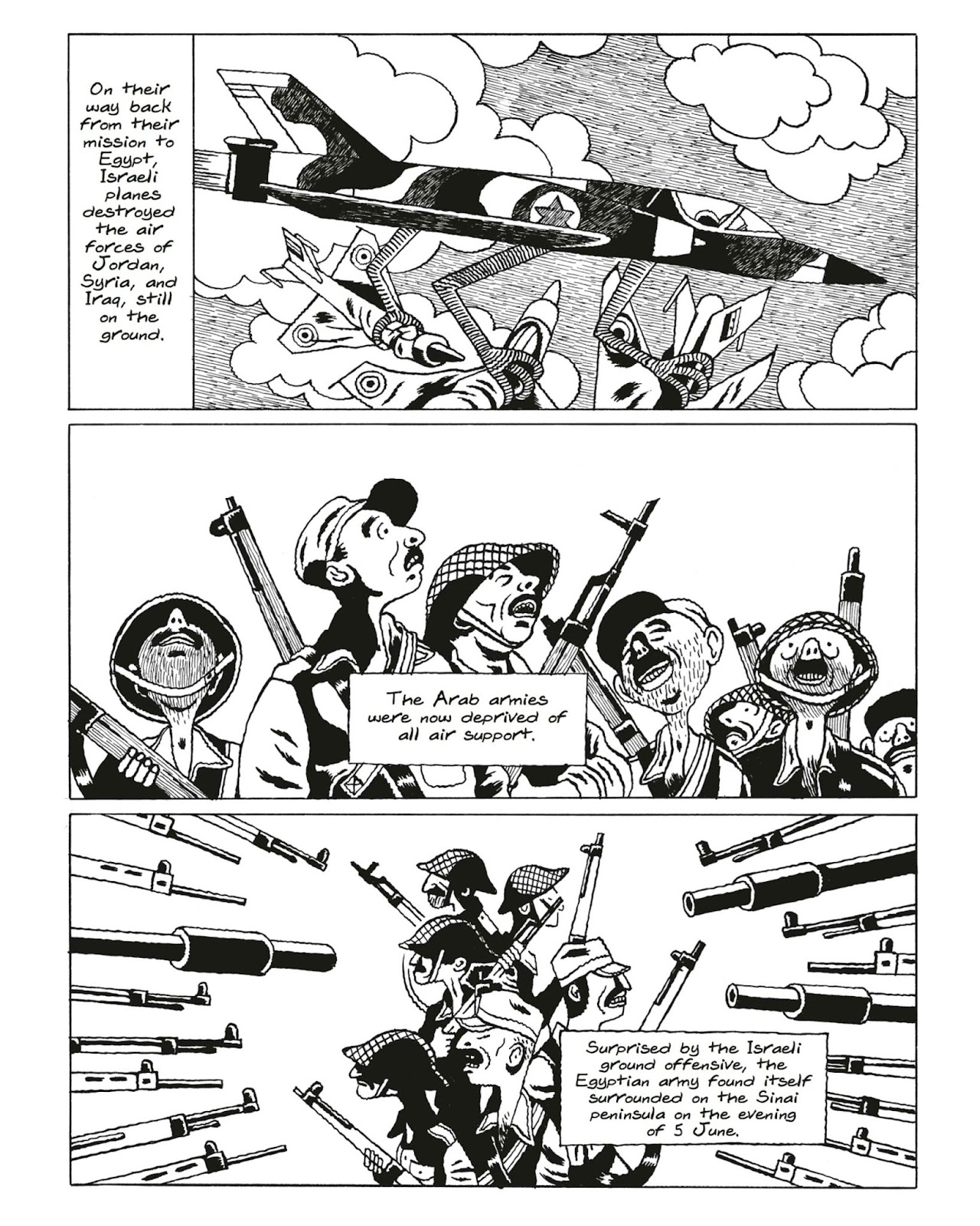 Best of Enemies: A History of US and Middle East Relations issue TPB_2 - Page 25