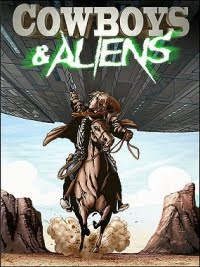 Cowboys and Aliens La Película