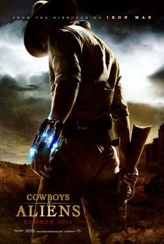 Cowboys and Aliens O Filme