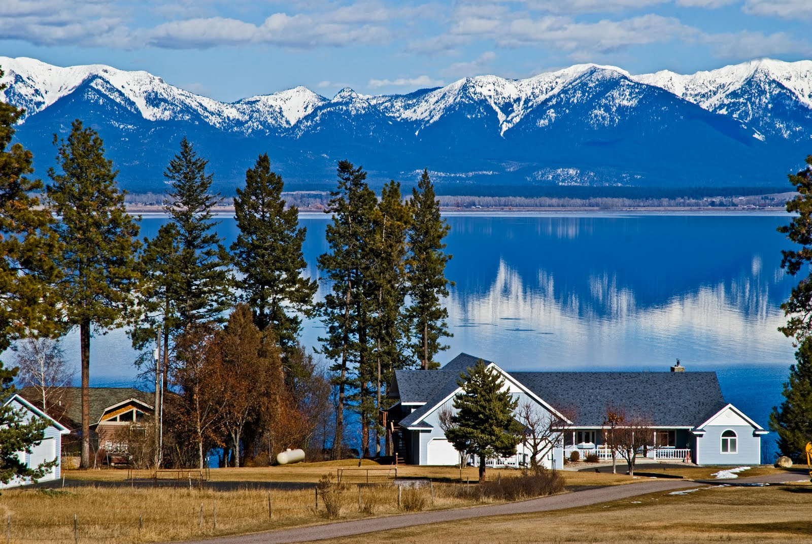 City Of Kalispell >> If there were witchcraft: 7. Flathead County, Montana