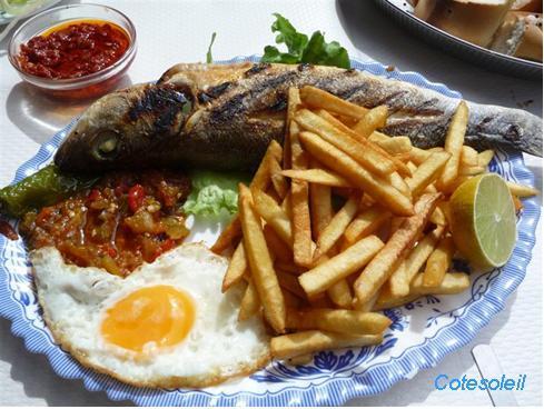 Tendance antipodes g rardprod presente la cuisine juive - Cuisine tunisienne poisson ...