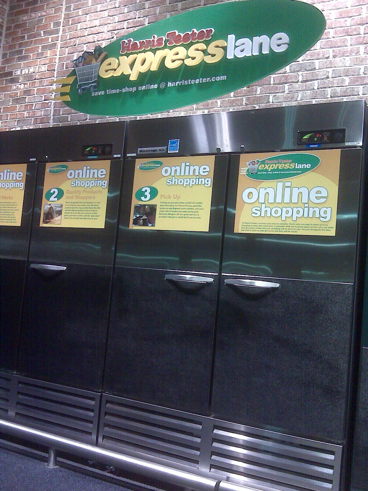 Harris teeter shop online