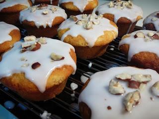 Hazelnut Cakes