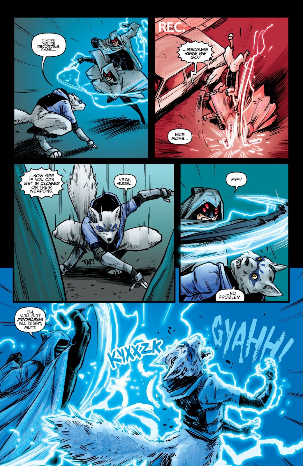 Read online Teenage Mutant Ninja Turtles: The IDW Collection comic -  Issue # TPB 7 (Part 2) - 5
