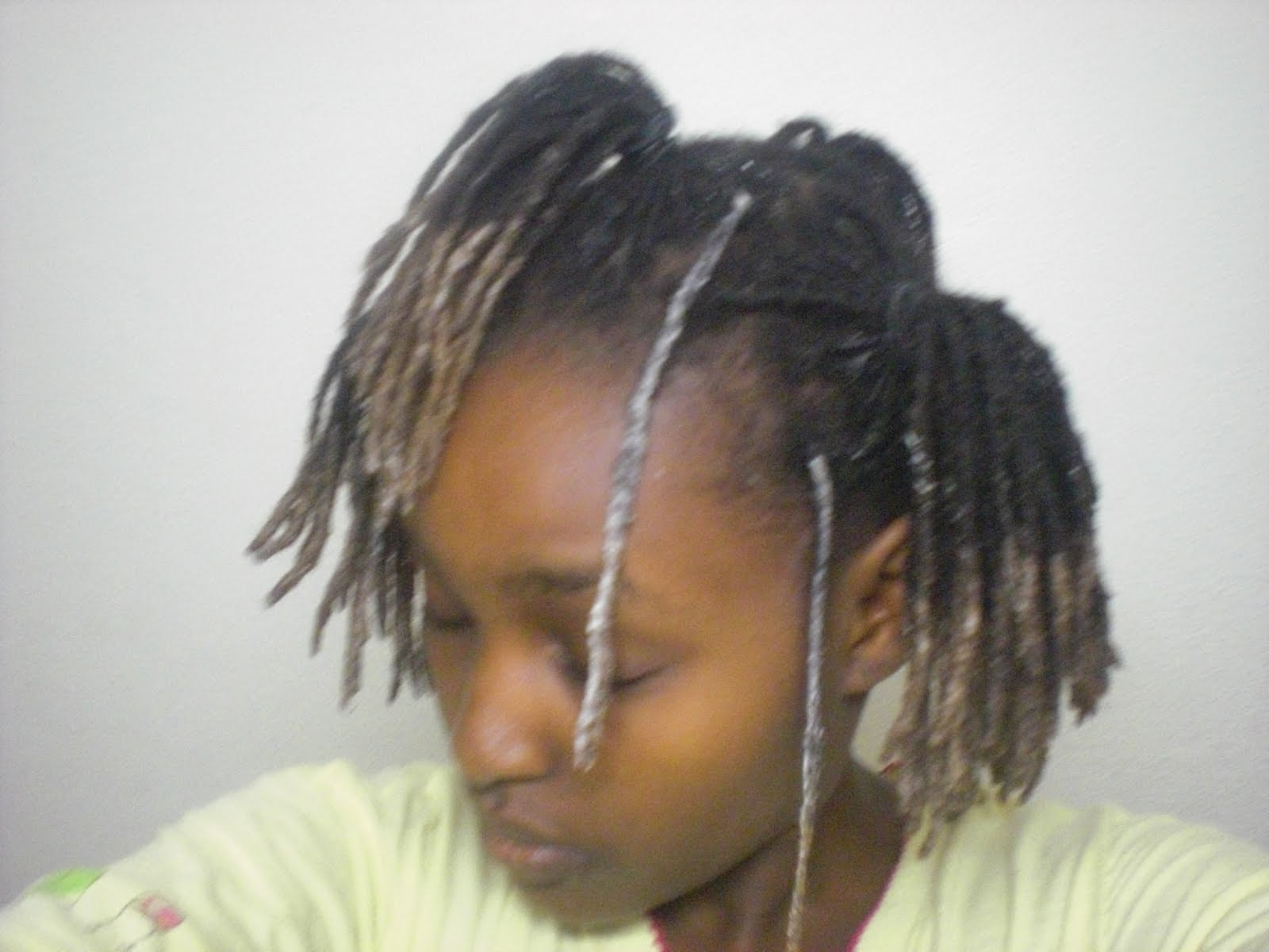 My Dreadlocks: Dying locks, how to do it right