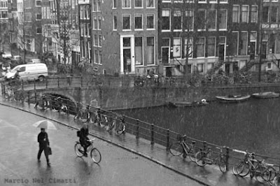 Clima em Amsterdam – A primeira neve