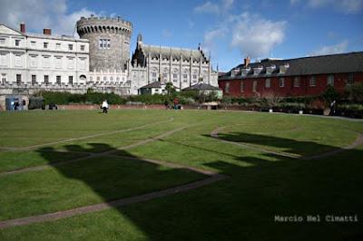 Dica de Dublin - Conheça o Castelo