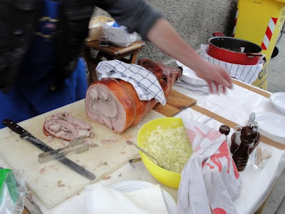 Parma – Porchetta na feira