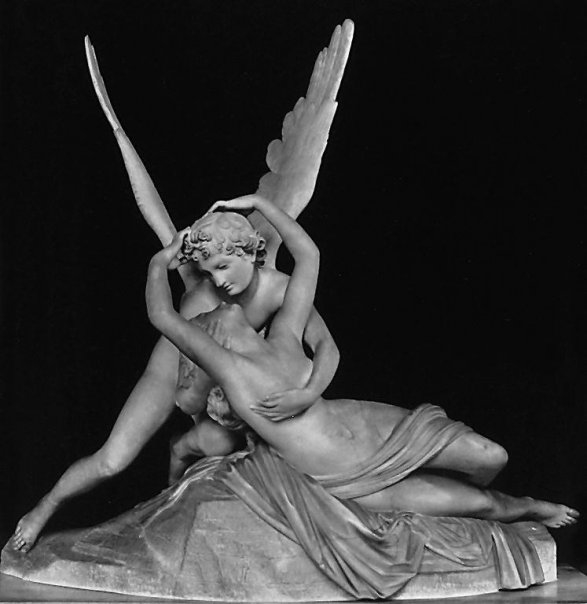 Eros and psyche play