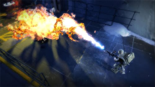 Alien Swarm, a free game from Valve released on Steam