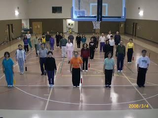 USA TAI CHI ACADEMY 美國太極拳學會: Taiji Sword Class in