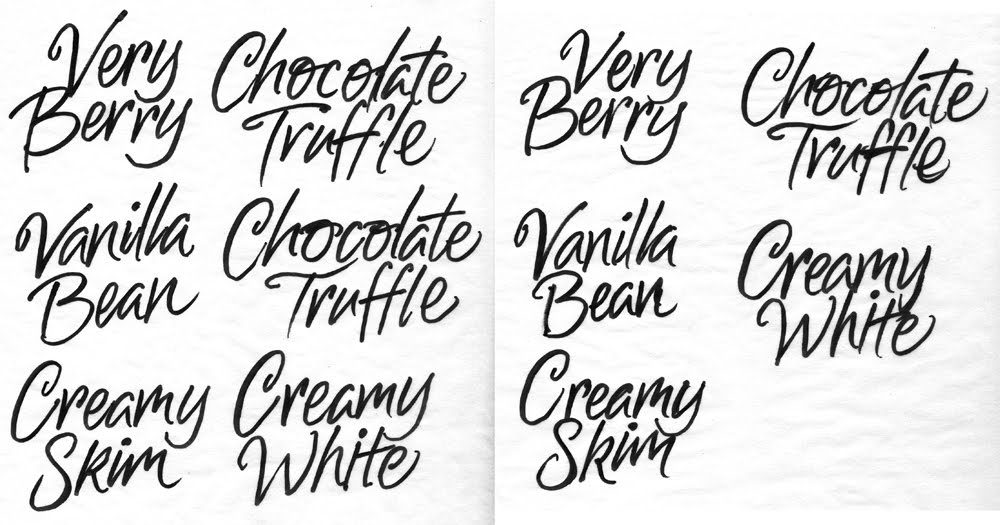 The Art Of Hand Lettering June 2010