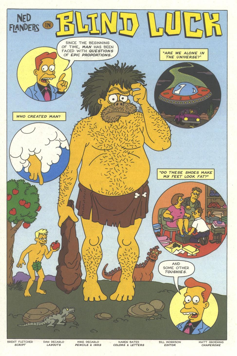Read online Simpsons Comics comic -  Issue #56 - 29