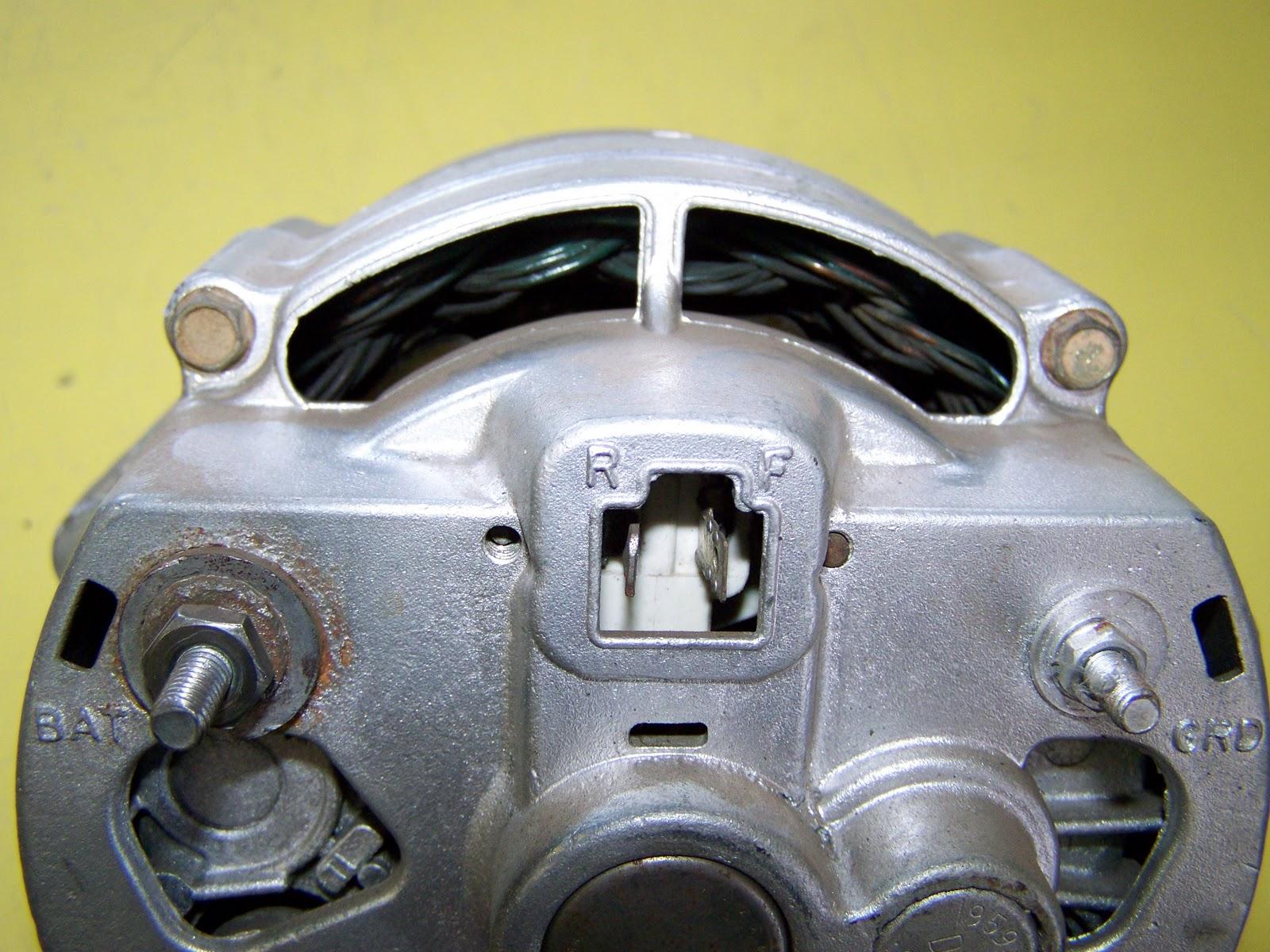 Alternator or Starter Trouble?: Alternators, Models & Design ... on