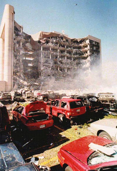 Concord High School Fire Academy Oklahoma City Bombing