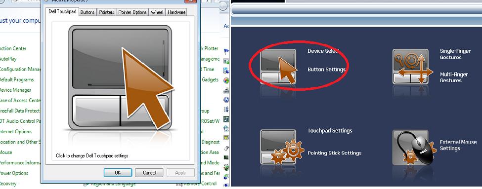 windows 7 dell e6510 multitouch pad disable - FredrickGallego's blog